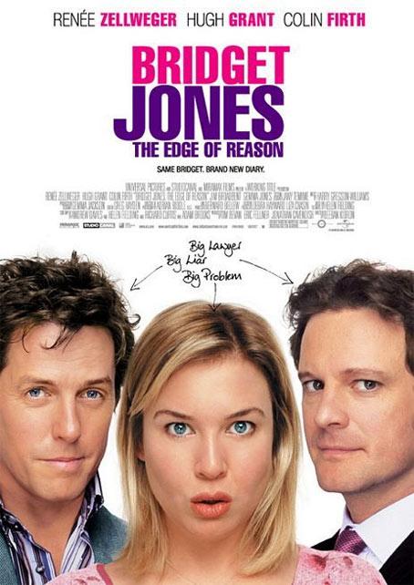 Bridget Jones: The Edge of Reason Poster #1