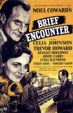 Brief Encounter Poster #1