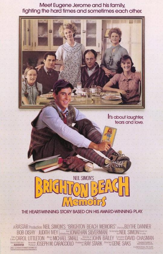 Brighton Beach Memoirs Poster #1