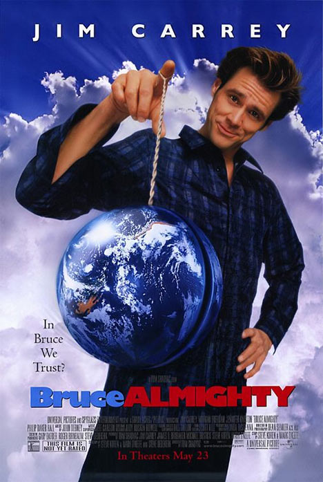 Bruce Almighty Poster #1