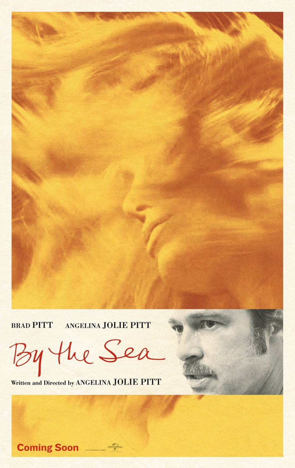 By the Sea Poster #2