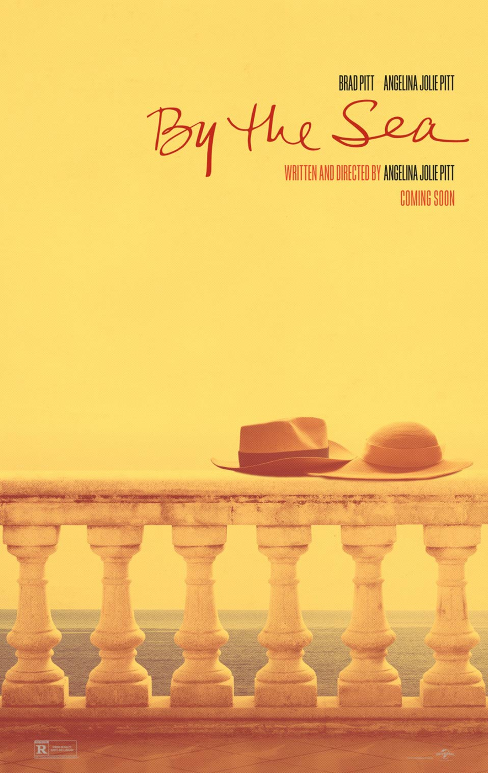 By the Sea Poster #1
