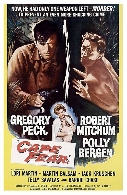 Cape Fear Poster #1
