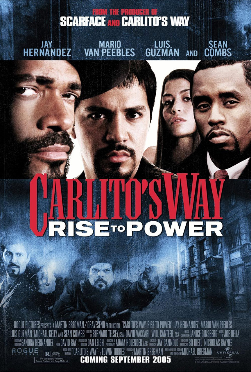 Carlito's Way: Rise to Power Poster #1