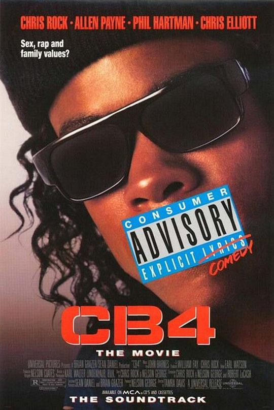 CB4 Poster #1