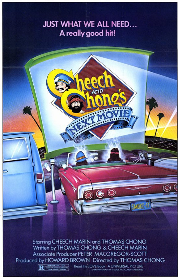 Cheech and Chong's Next Movie Poster #1