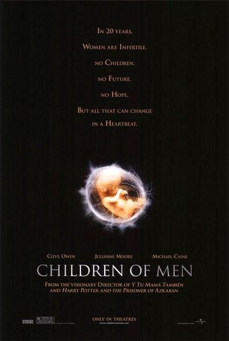Children of Men Poster #1
