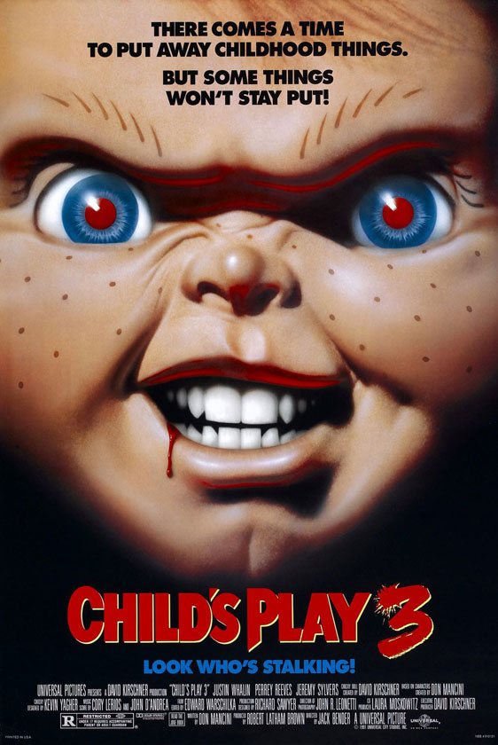 Child's Play 3 Poster #1