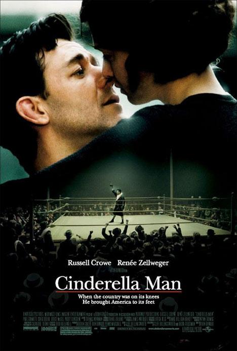 Cinderella Man Poster #1