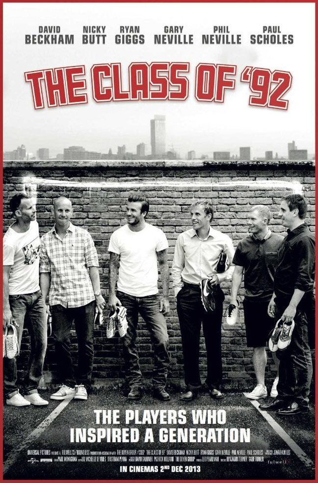 The Class of 92 Poster #1