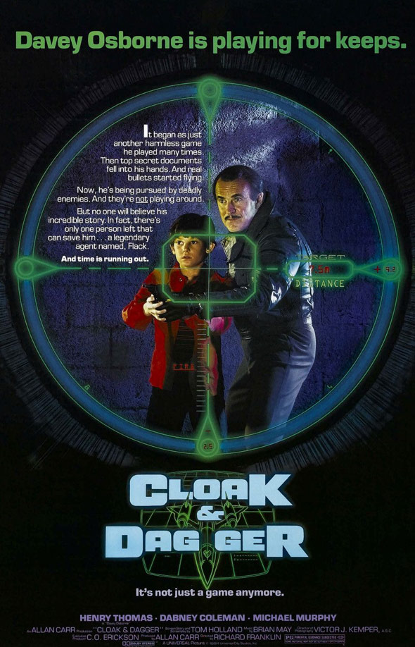 Cloak & Dagger Poster #1
