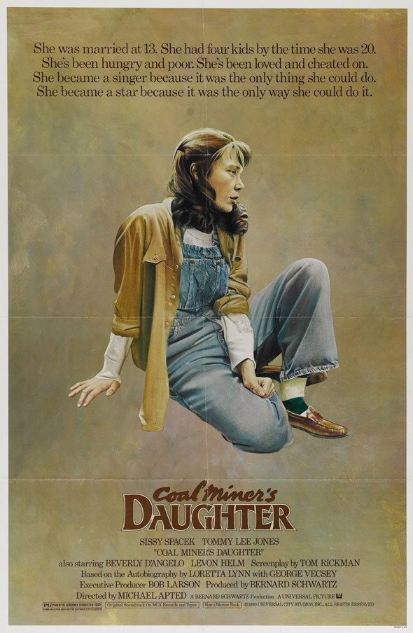 Coal Miner's Daughter Poster #1