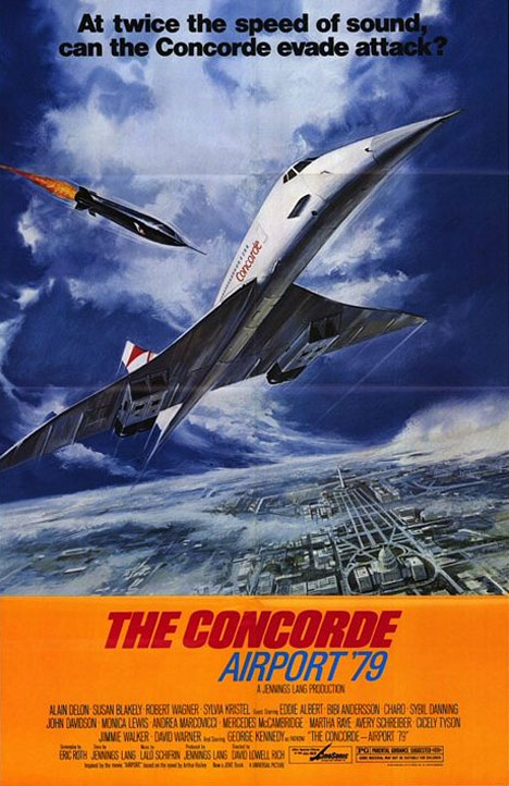 The Concorde... Airport '79 Poster #1