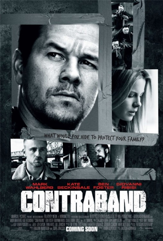 Contraband Poster #2
