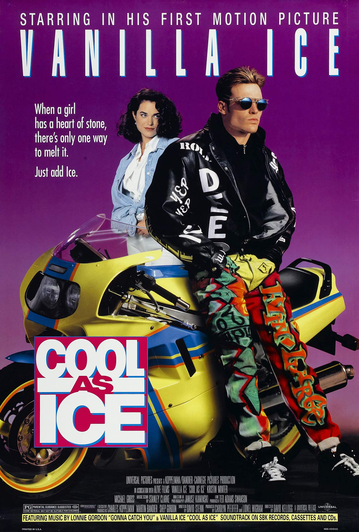 Cool as Ice Poster #1