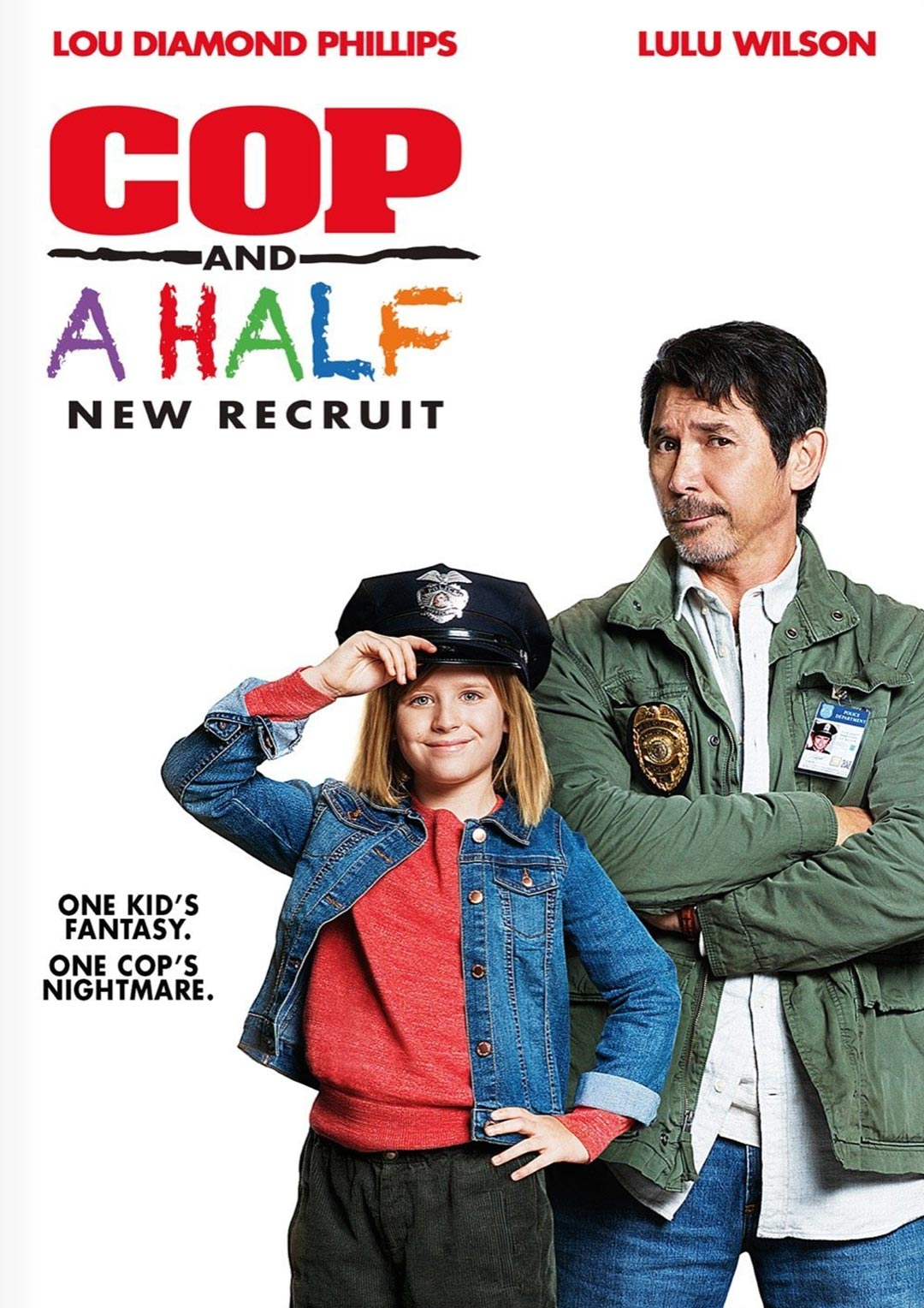 Cop and a Half: New Recruit Poster #1