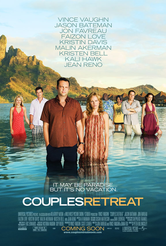 Couples Retreat Poster #1