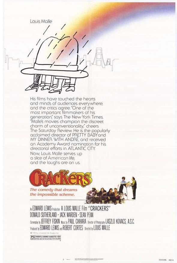 Crackers Poster #1
