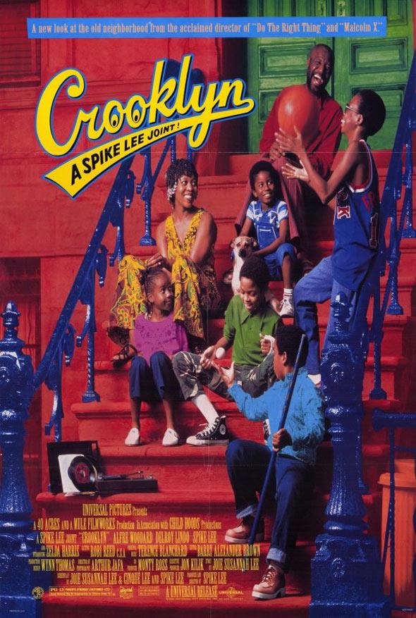 Crooklyn Poster #1