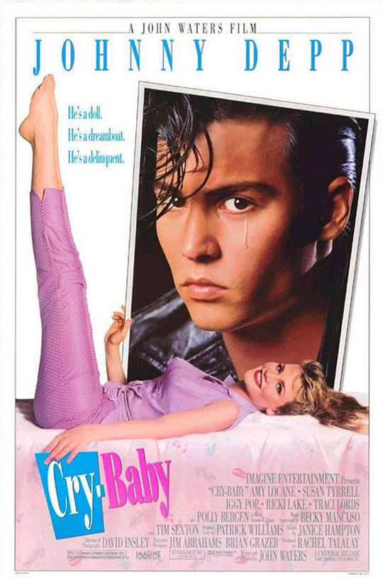 Cry-Baby Poster #1