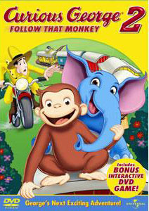 Curious George 2: Follow That Monkey! Poster #1