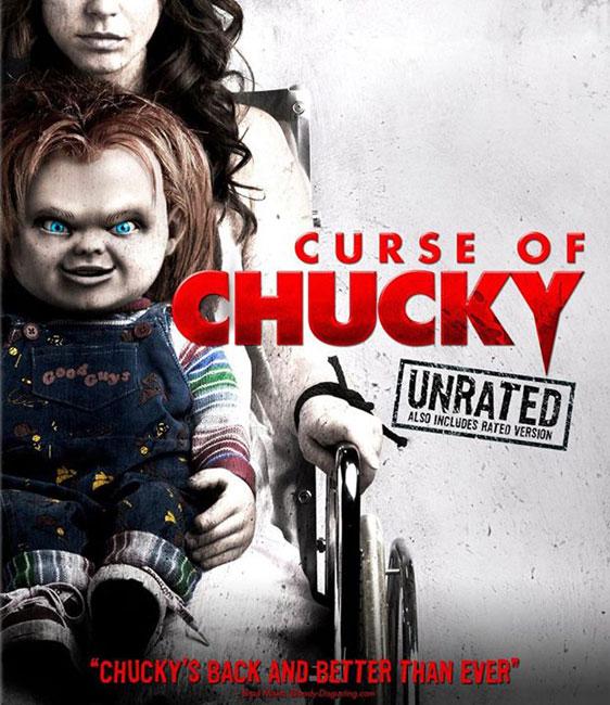 Curse Of Chucky Poster #1