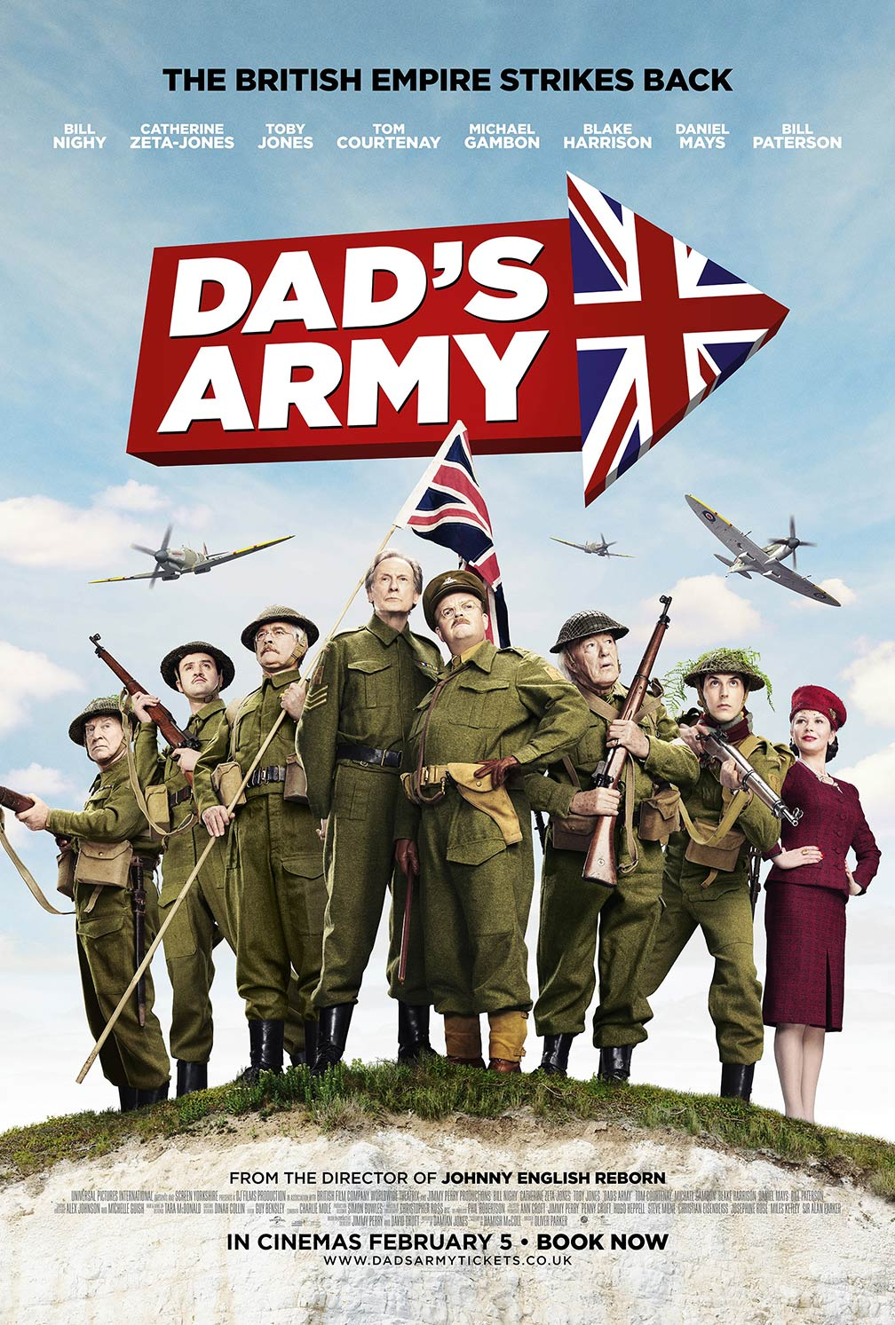 Dad's Army Poster #2
