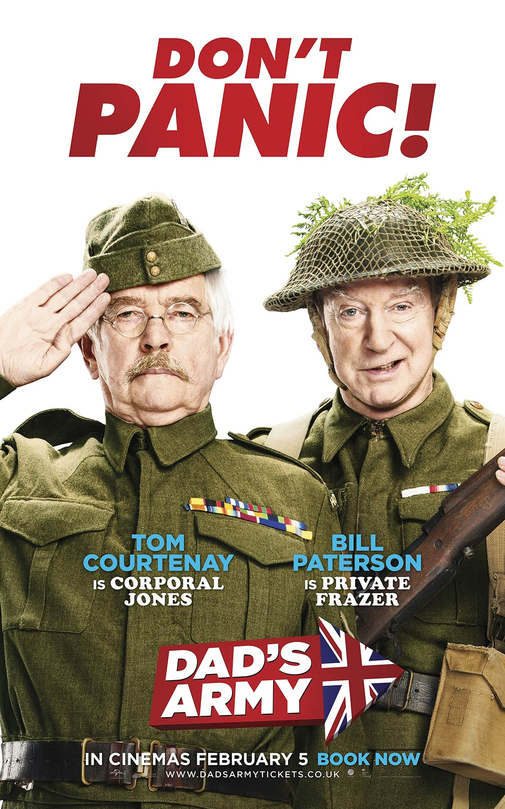 Dad's Army Poster #3