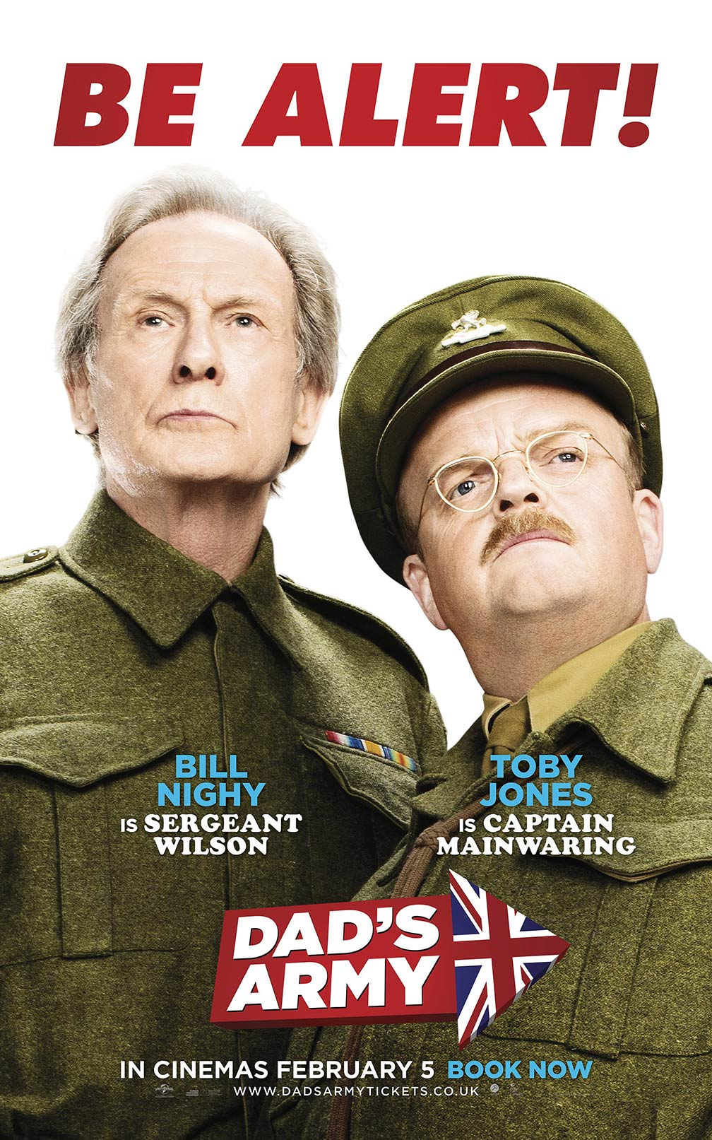 Dad's Army Poster #4