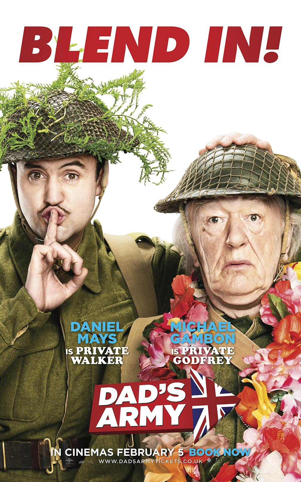 Dad's Army Poster #5