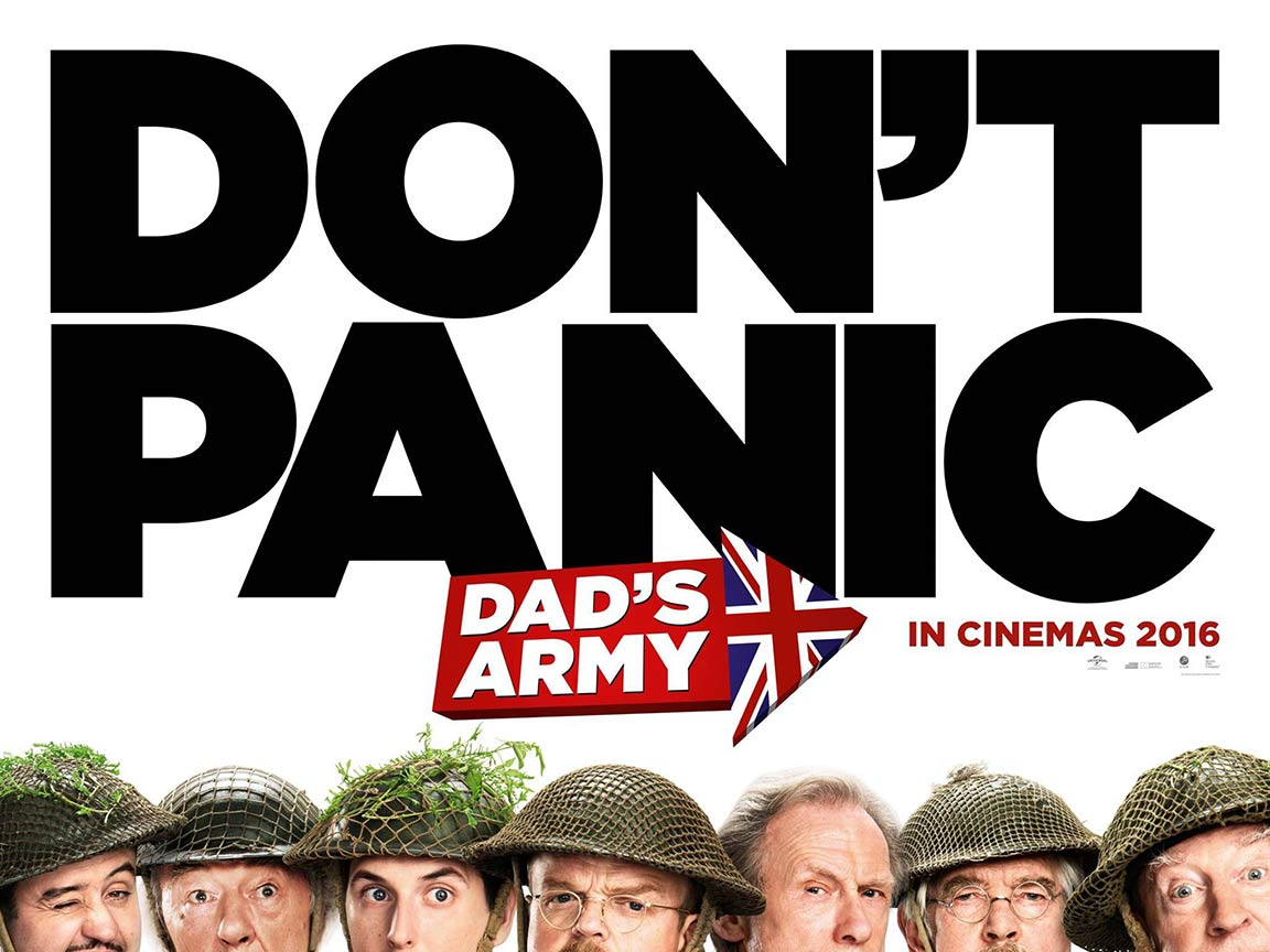Dad's Army Poster #1