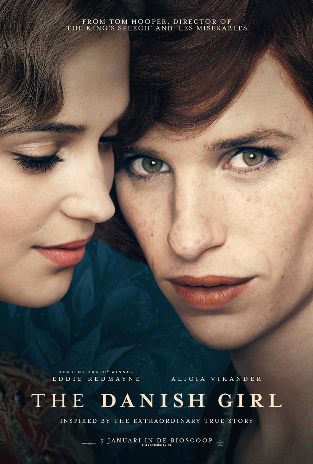 The Danish Girl Poster #2