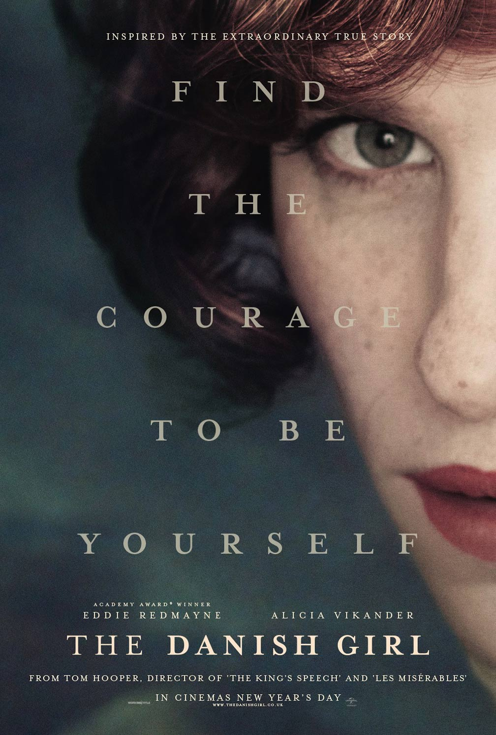 The Danish Girl Poster #3