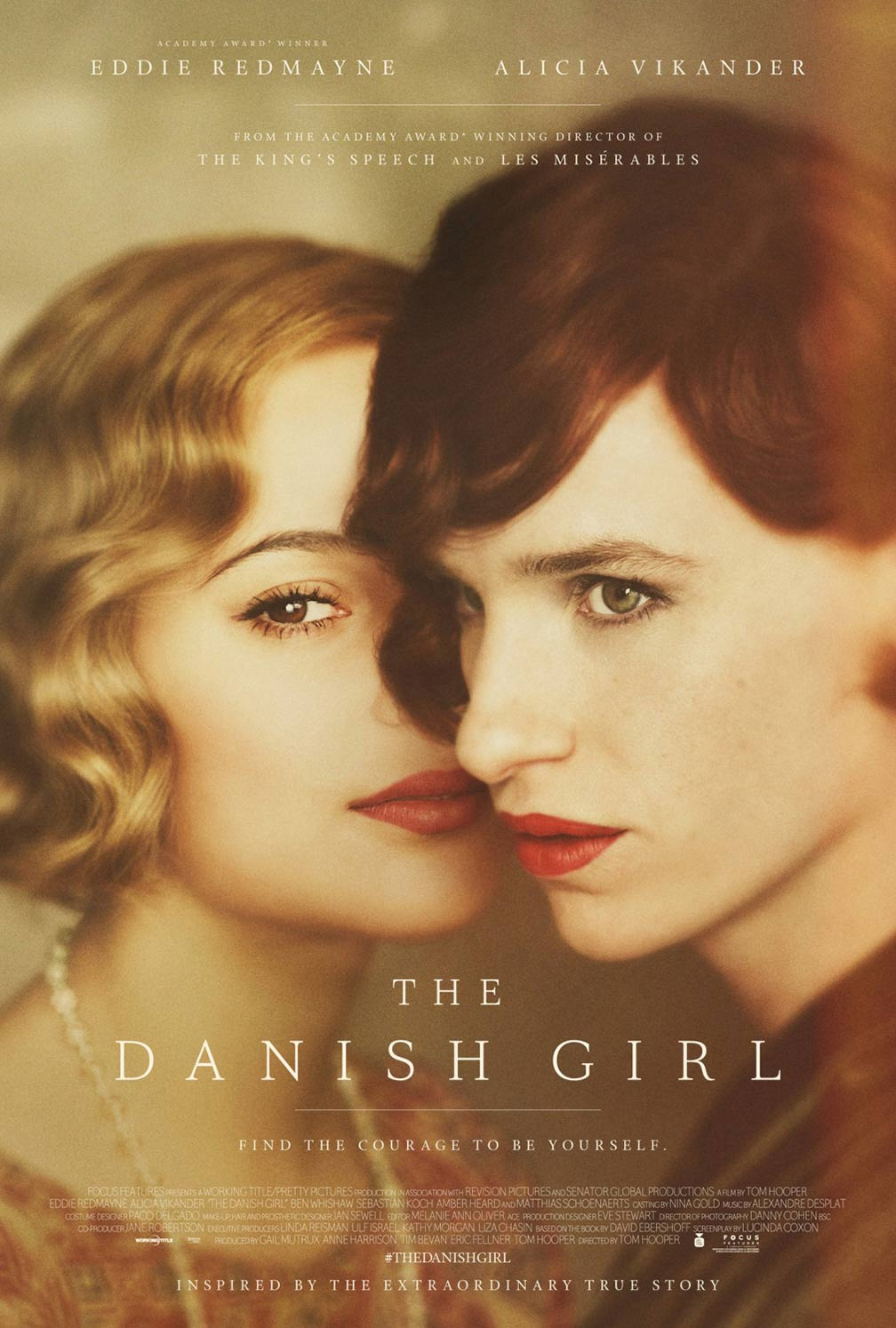 The Danish Girl Poster #1