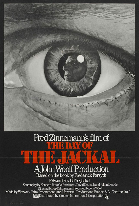 The Day of the Jackal Poster #2