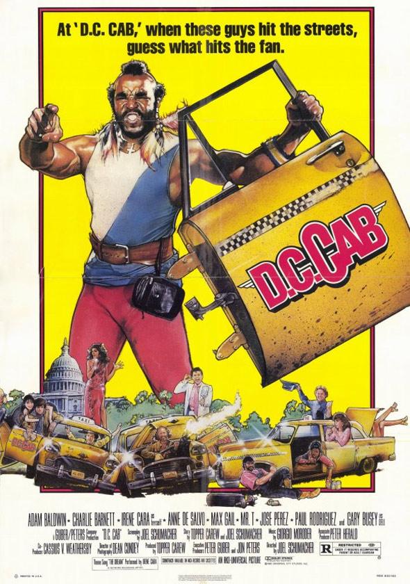 D.C. Cab Poster #1