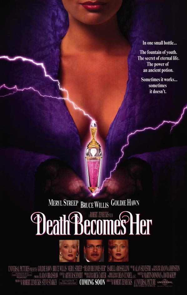 Death Becomes Her Poster #1