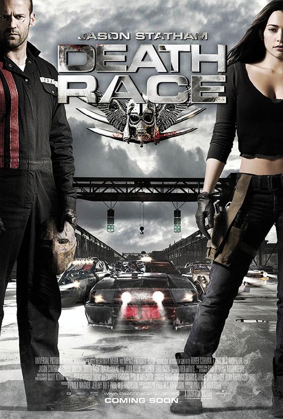 Death Race Poster #2