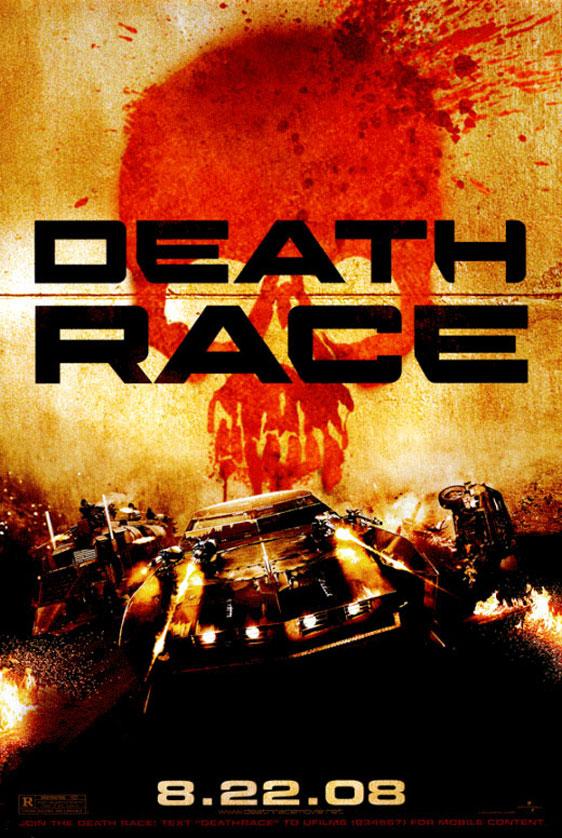 Death Race Poster #3