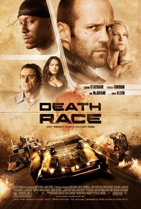 Death Race Poster #1