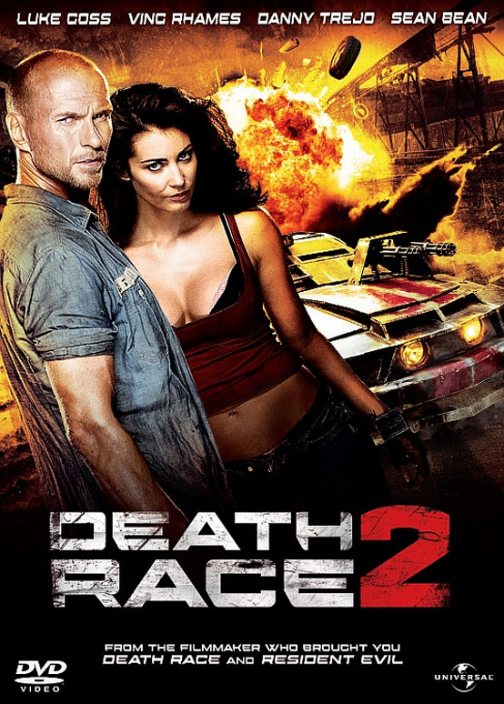 Death Race 2 (2011) Poster #1 - Trailer Addict