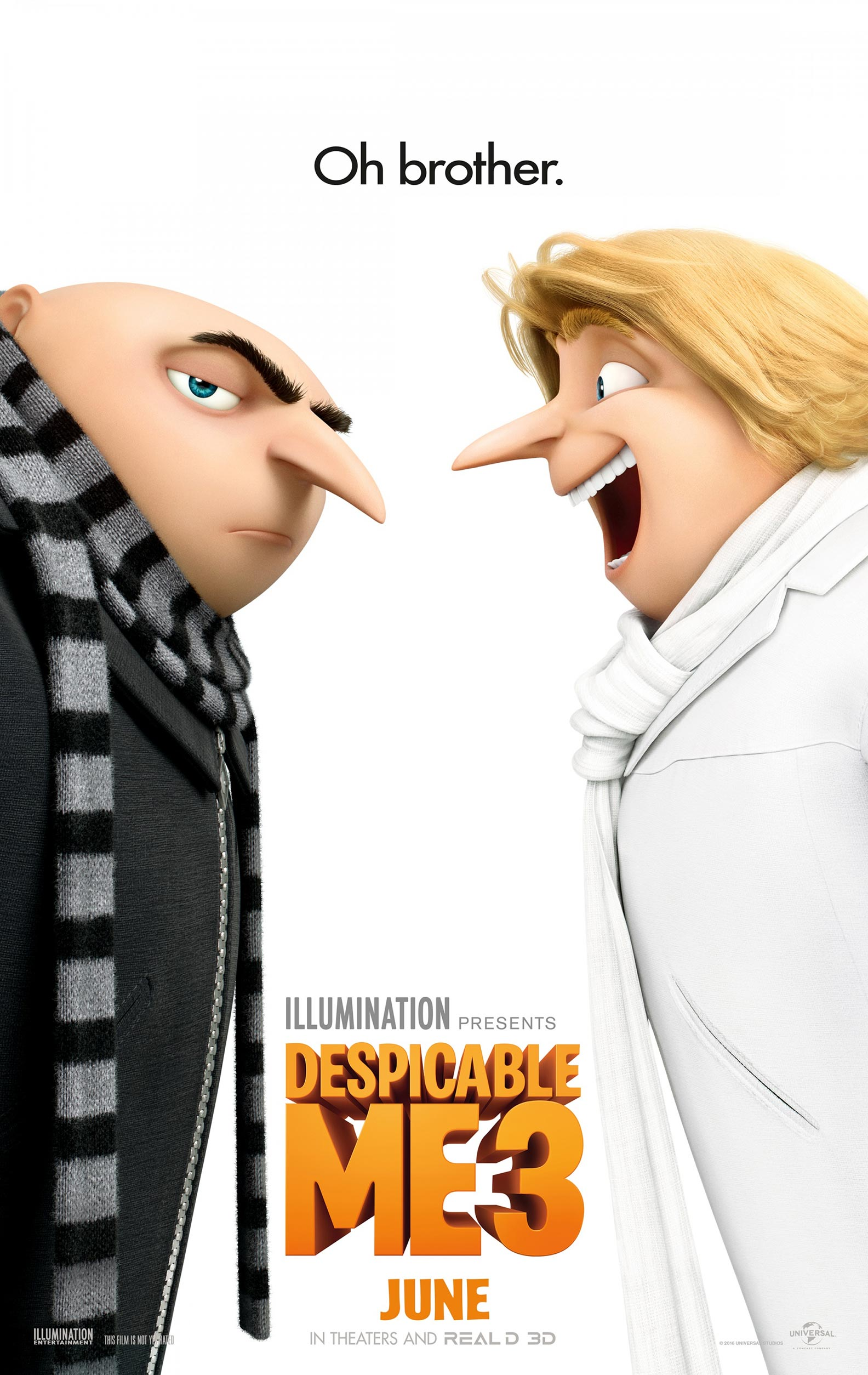 Despicable Me 3 Poster #2