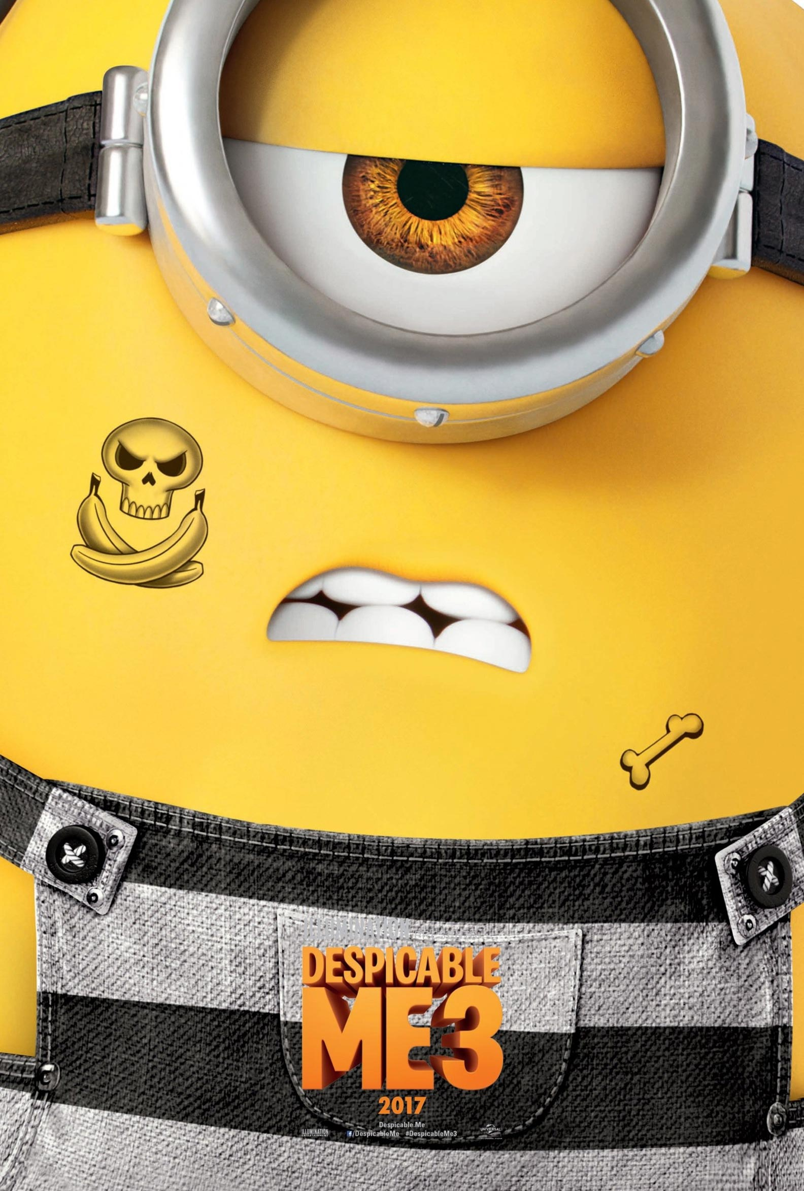 Despicable Me 3 Poster #4