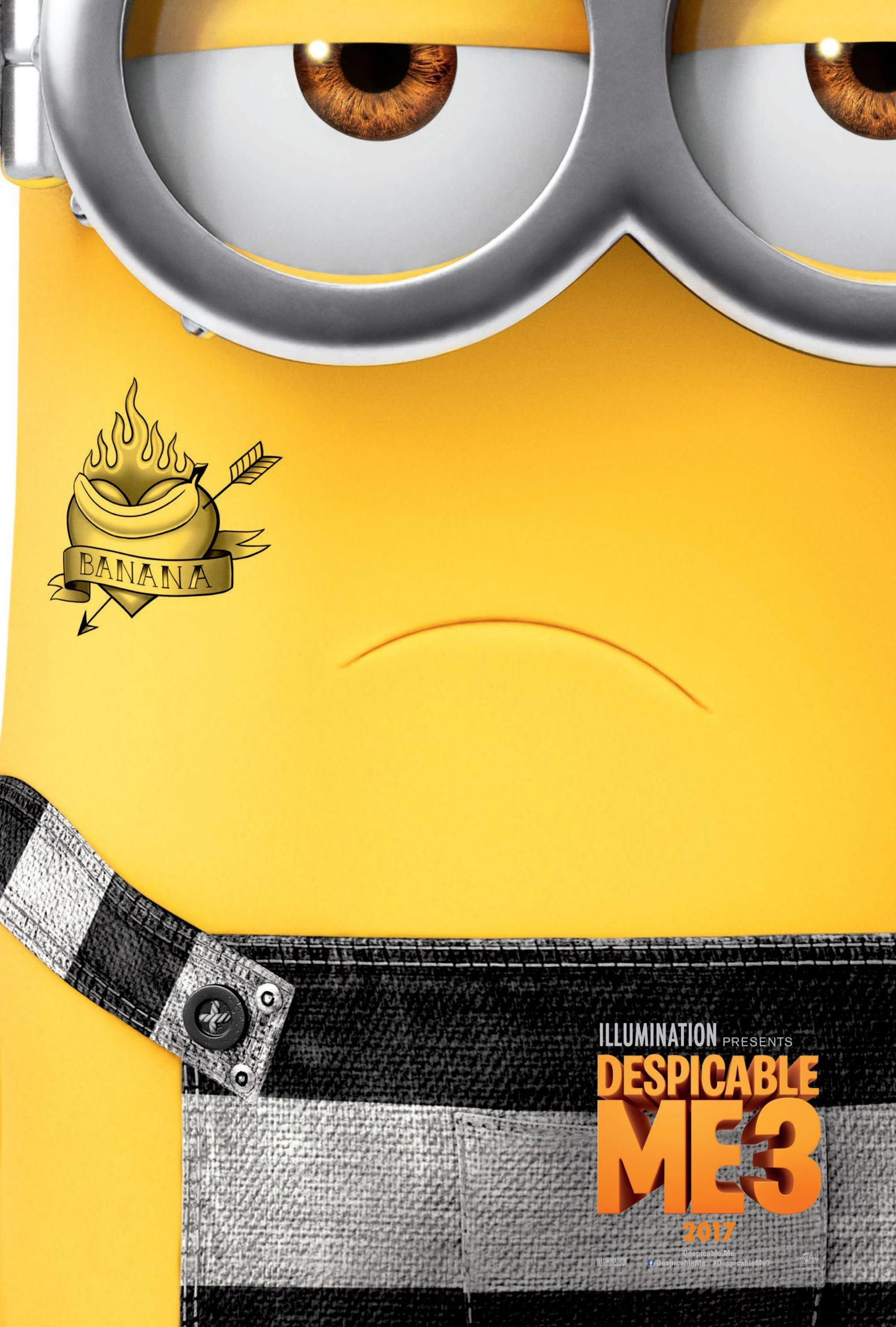 Despicable Me 3 Poster #5