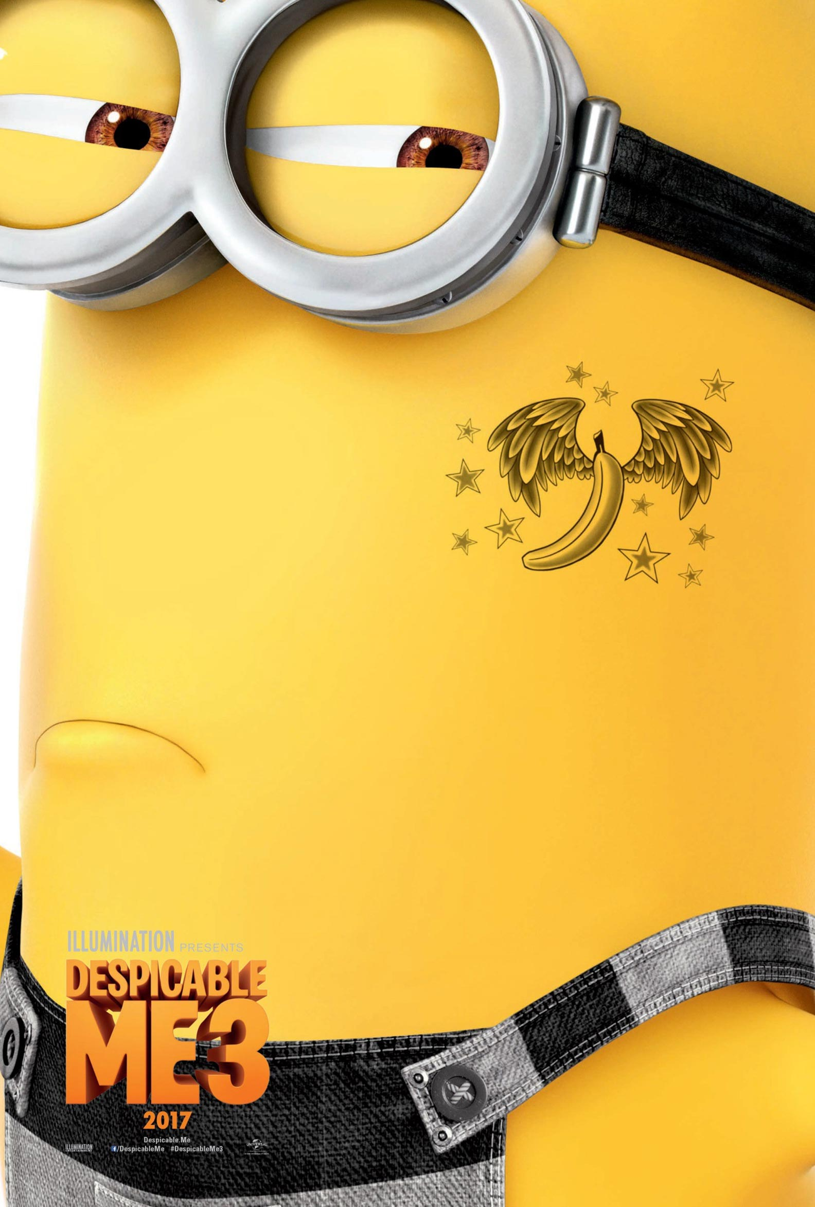 Despicable Me 3 Poster #7