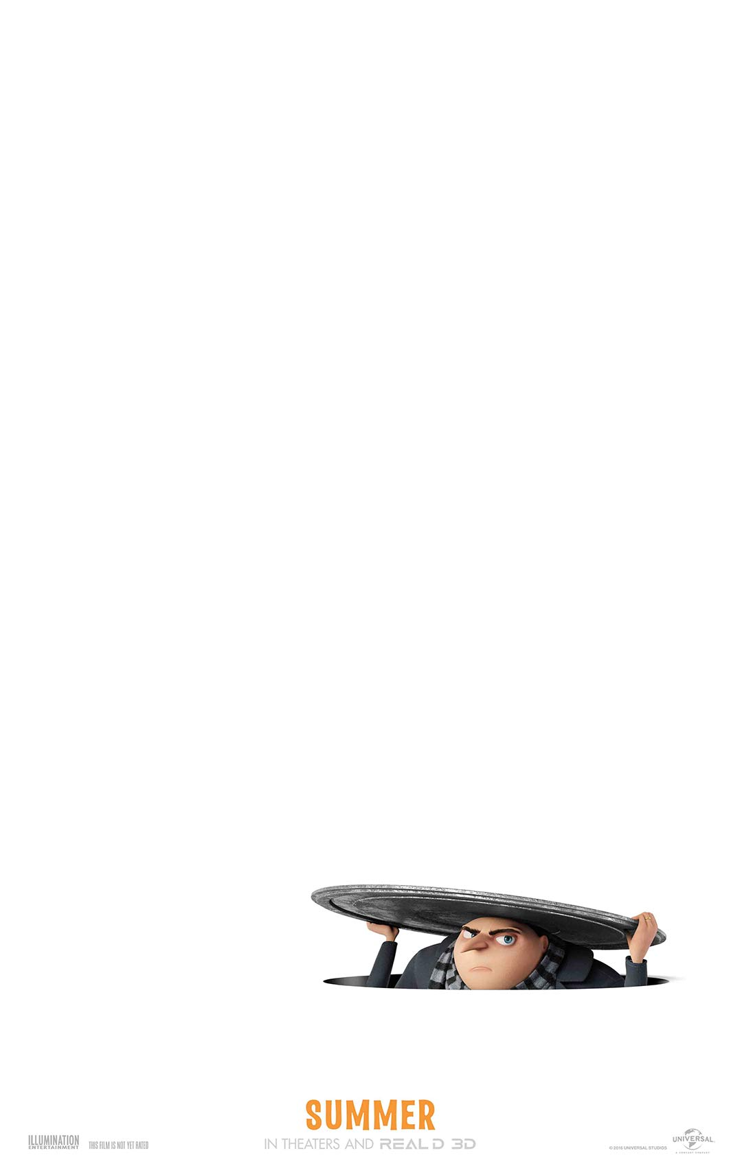 Despicable Me 3 Poster #1