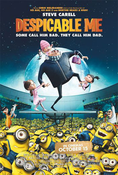 Despicable Me Poster #11
