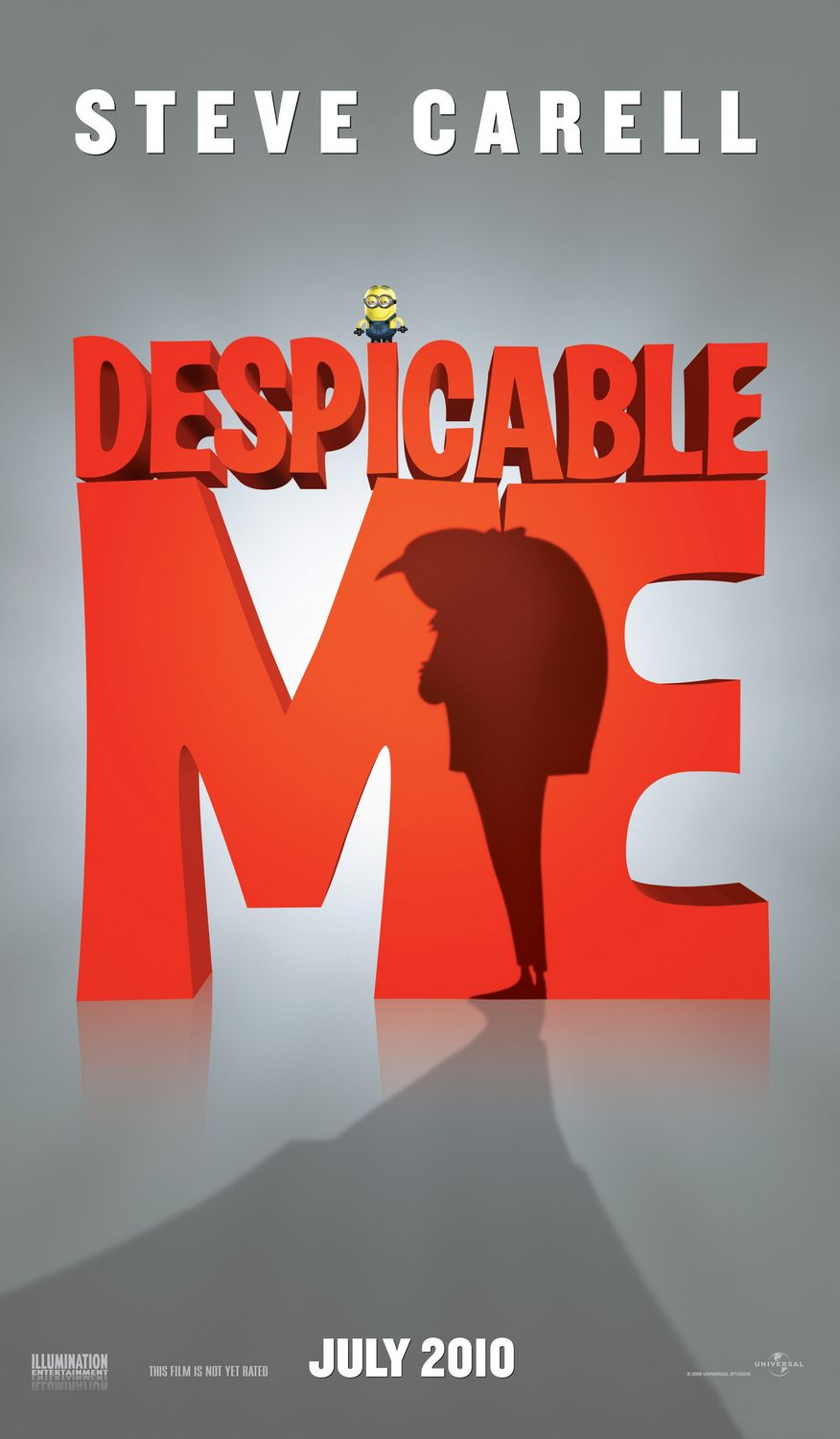 Despicable Me Poster #2