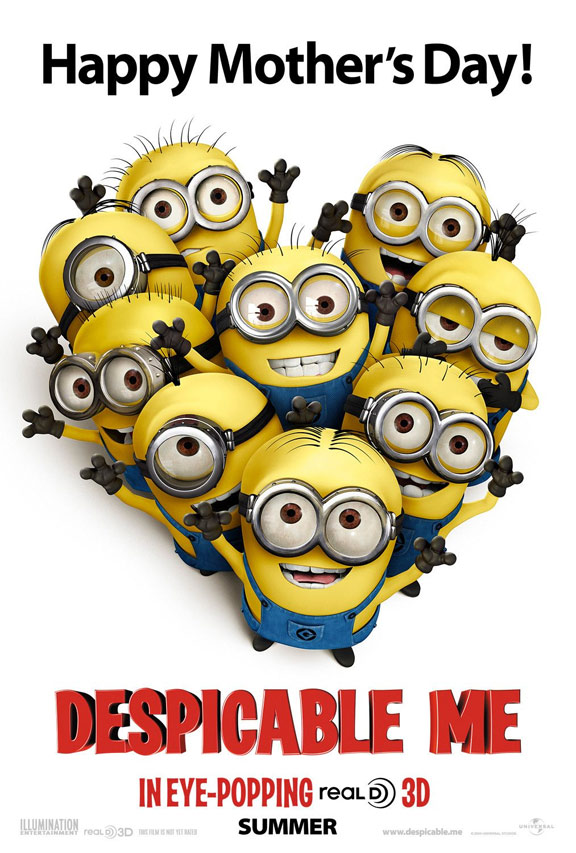 Despicable Me Poster #5