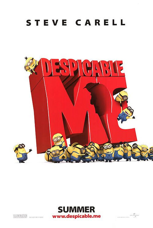 Despicable Me Poster #1